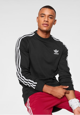 adidas Originals Langarmshirt »3 STRIPE LONGSLEEVE« kaufen
