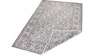 bougari Teppich »Curacao«, rechteckig, 5 mm Höhe, In- und Outdoor geeignet, Wendeteppich, Wohnzimmer kaufen