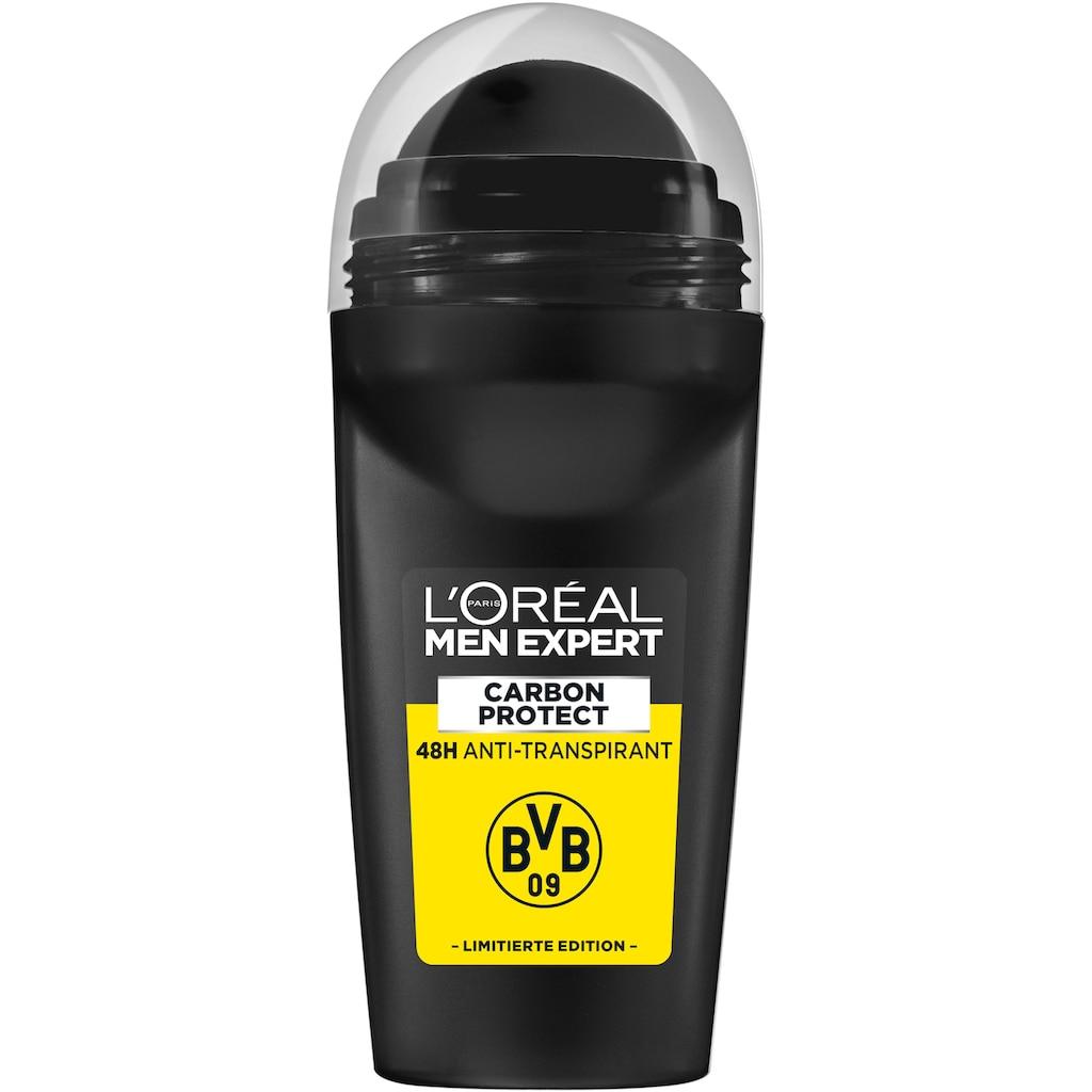 "L'ORÉAL PARIS MEN EXPERT Körperpflege-Set ""BVB Limited Editions"", 4-tlg."