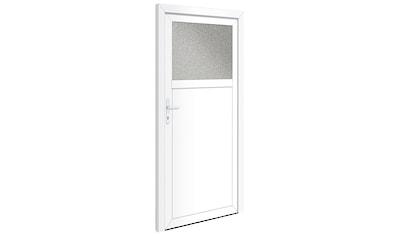 RORO Türen & Fenster Nebeneingangstür »OTTO 21«, BxH: 98x198 cm, weiß, ohne Griffgarnitur kaufen