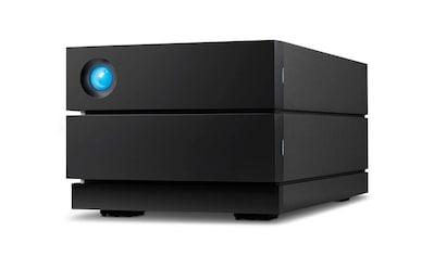 "LaCie NAS-Server »2big RAID 8TB Thunderbolt 3 USB-C«, externe Festplatte, 3.5"" kaufen"