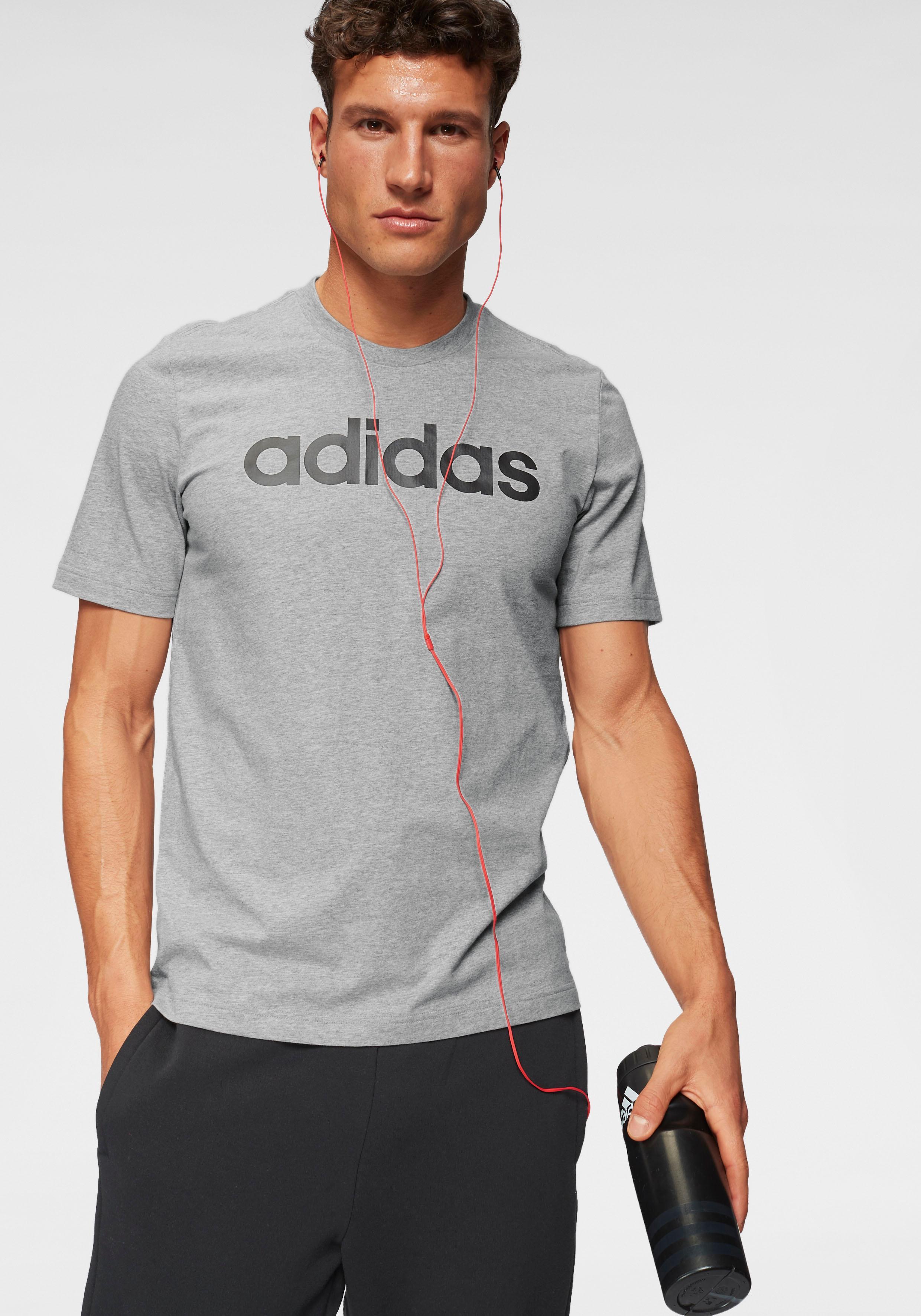 adidas performance -  T-Shirt ESSENTIALS LINEAR LOGO