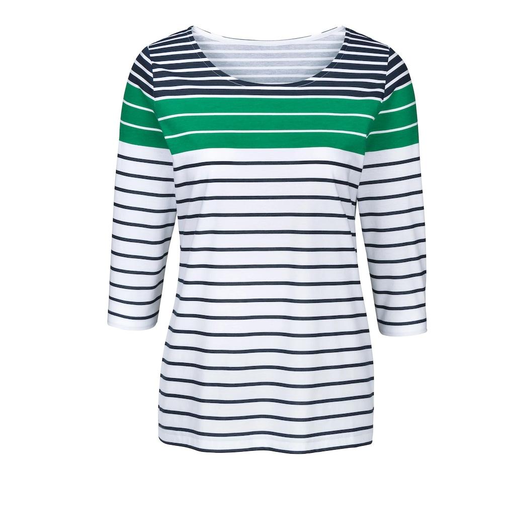 Classic Basics Print-Shirt