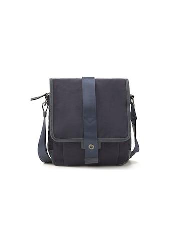 TOM TAILOR Beuteltasche »Kristoffer Überschlagtasche« kaufen