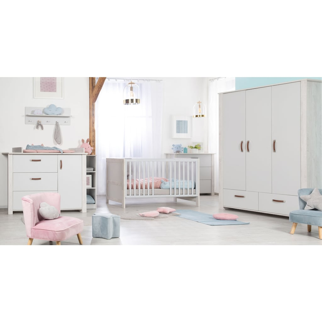 roba® Umbauseiten »Mila / Maren 2«, passend für Roba Kombi-Kinderbett Mila / Maren 2