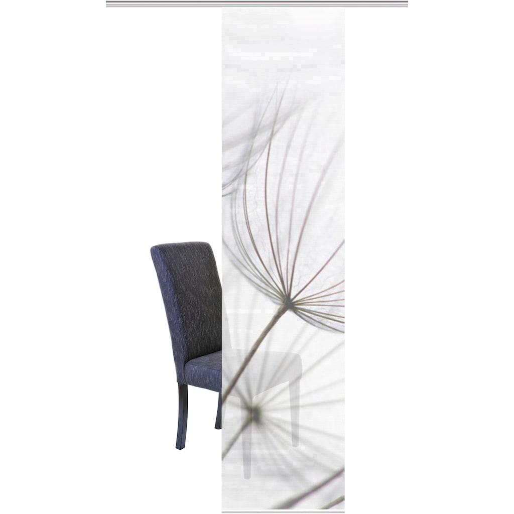 Vision S Schiebegardine »STRELIA mitte«, HxB: 260x60, Schiebevorhang Bambus-Optik Digitaldruck