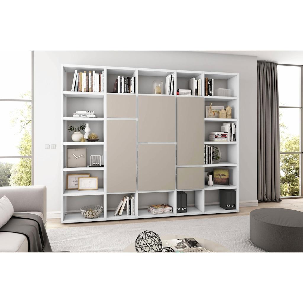 fif möbel Raumteilerregal »TOR501-2«, Breite 272 cm