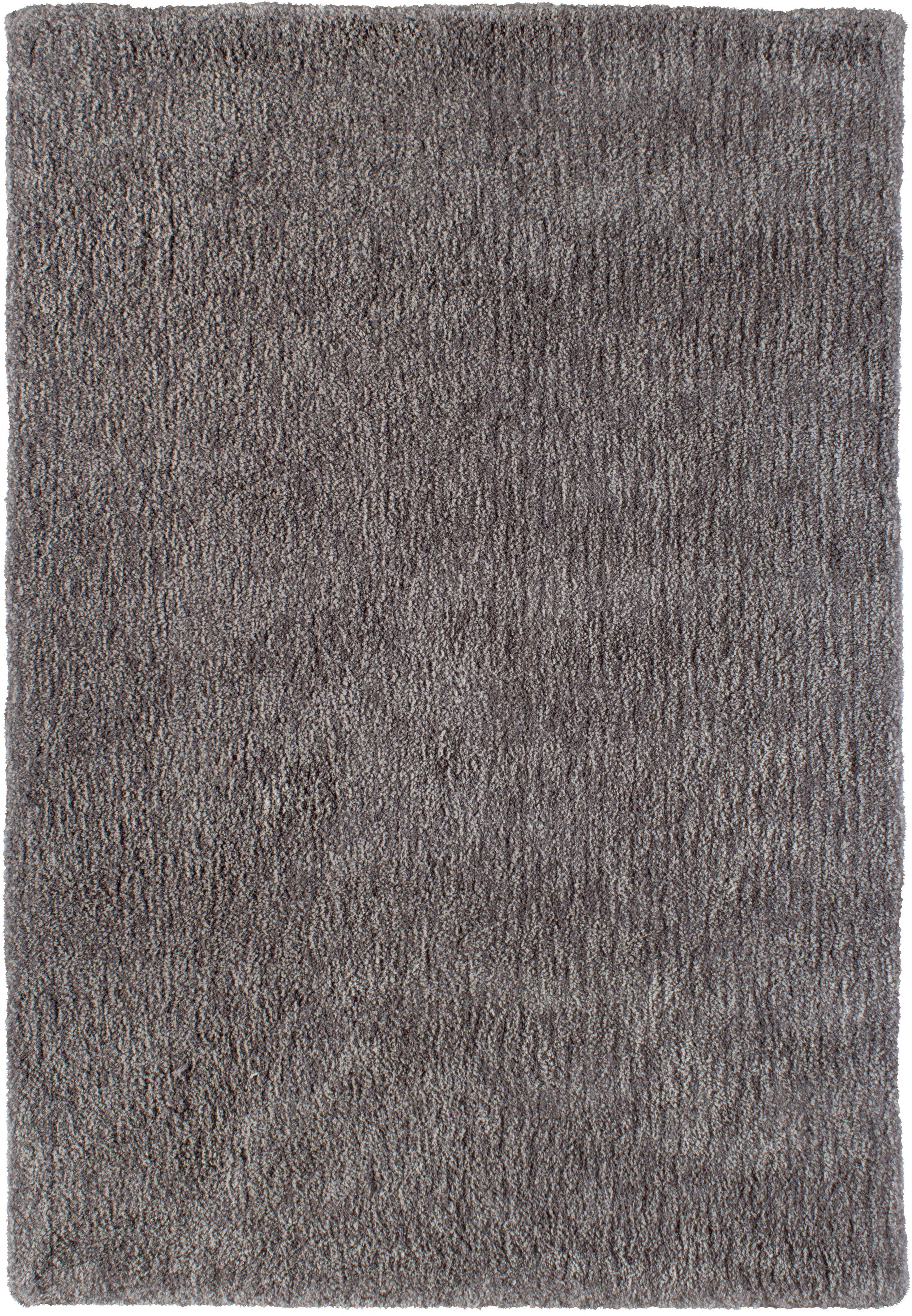 Hochflor-Teppich, Touch, Barbara Becker, rechteckig, Höhe 27 mm, handgetuftet | Heimtextilien > Teppiche > Hochflorteppiche | Taupe | barbara becker
