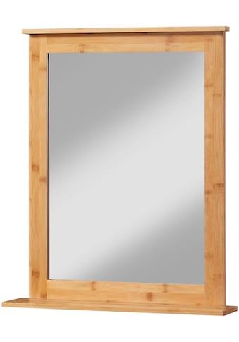 welltime Badspiegel »Bambus New« kaufen