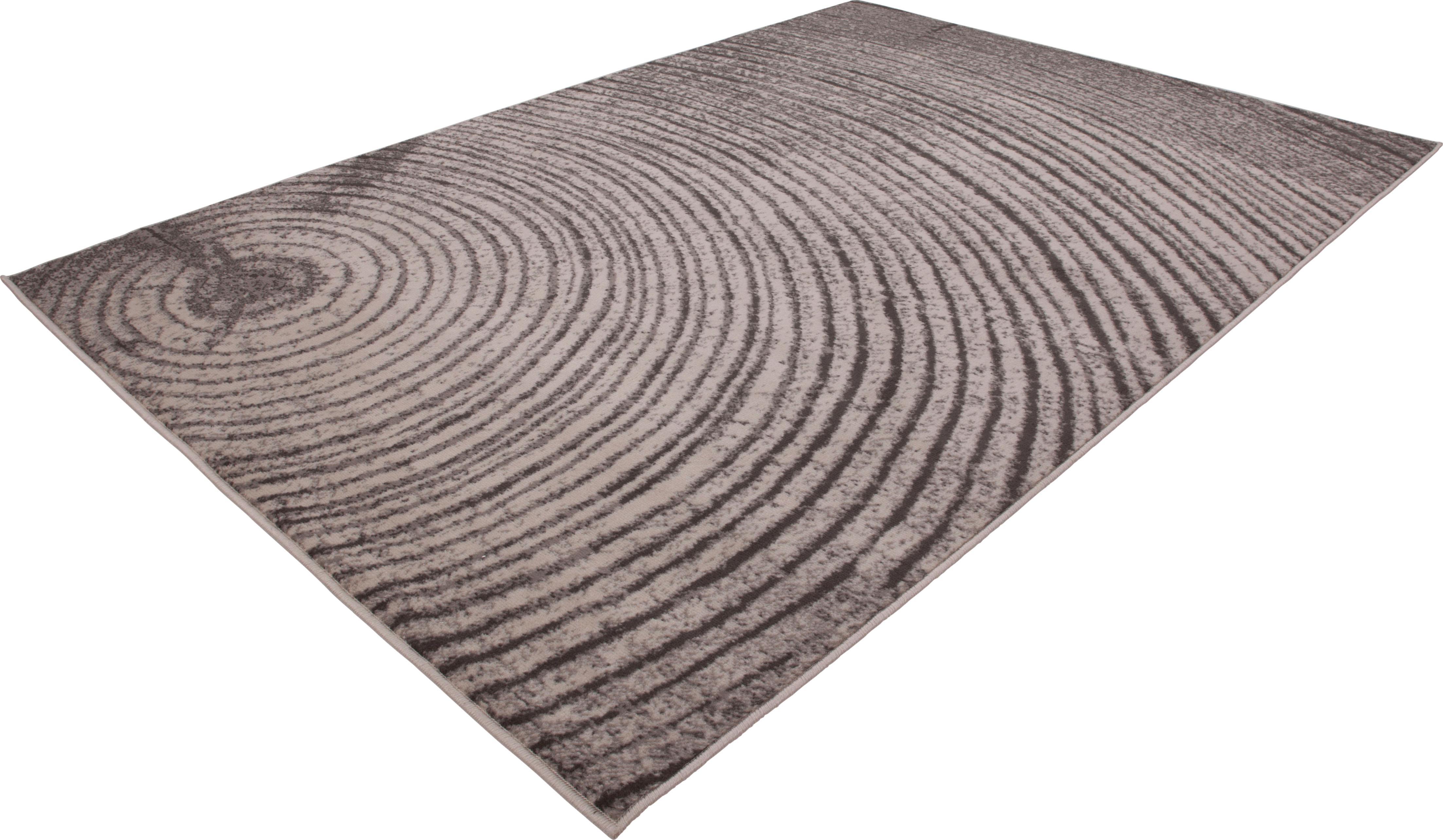 Teppich Contempo 349 LALEE rechteckig Höhe 9 mm maschinell gewebt