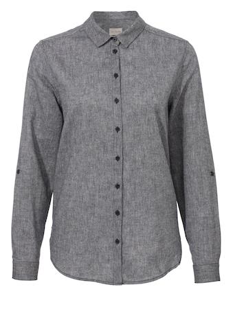 VIA APPIA Luftige Bluse mit Knöpfen kaufen