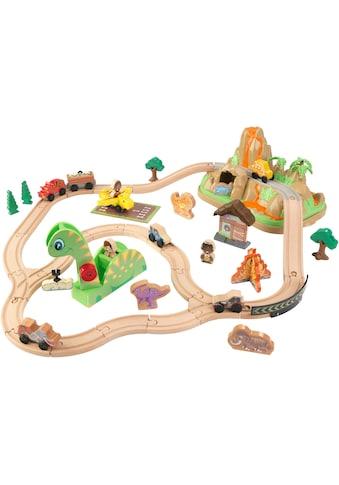 """KidKraft® Spielzeug - Eisenbahn """"Dinosuarier Eisenbahn - Set"""" kaufen"""