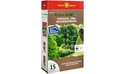 WOLF GARTEN Gartendünger »N - SH 1,9«, für Sträucher und Hecken, 1,9 kg kaufen