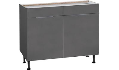 OPTIFIT Spülenschrank »Tara«, Breite 100 cm kaufen