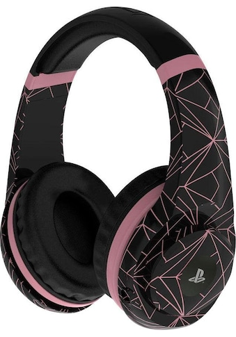 4Gamers »PRO4 - 70 Rose Gold Abstract Edition« Gaming - Headset kaufen