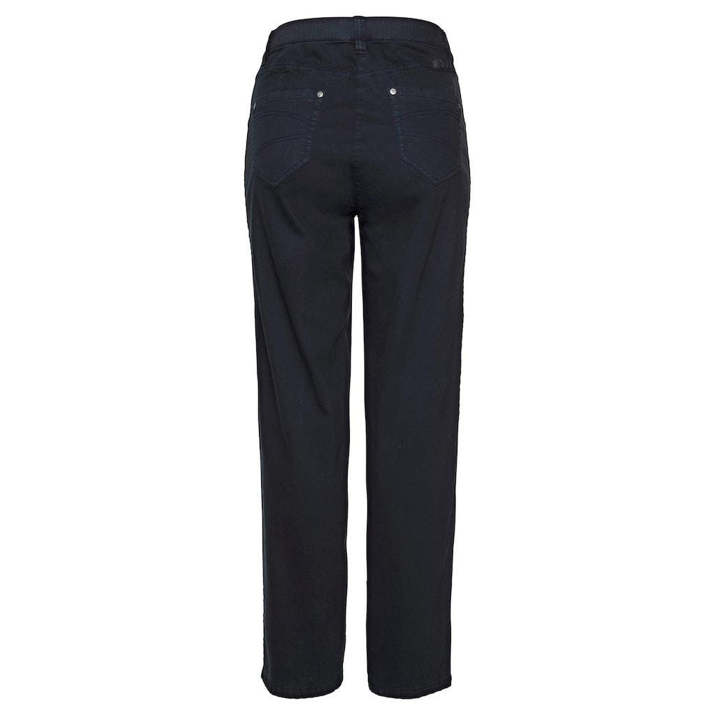 KjBRAND Straight-Jeans »Babsie: bequemer Oberschenkel«