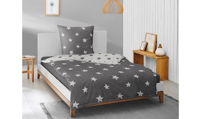 Irisette Wendebettwäsche »Dublin 8218«, mit Sternen kaufen