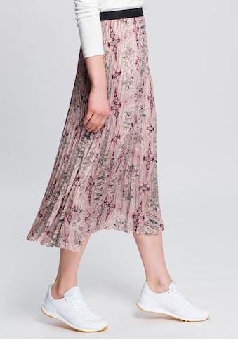 Herrlicher Maxirock »ANIA SKIRT PRINTED«, im Urban-Streetwear-Style kaufen