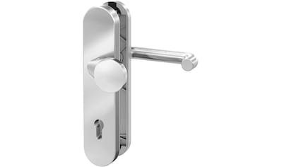 BASI Sicherheitsbeschlag »Edelstahl Haustürbeschlag«, Sicherheits - Türbeschlag SB 7200 kaufen