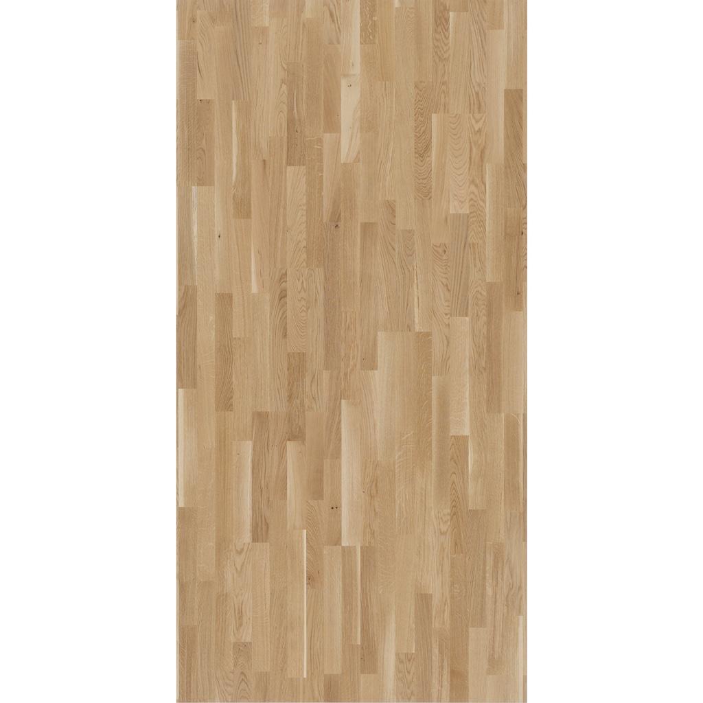 PARADOR Parkett »Classic 3060 Living - Eiche clear, lackiert«, ohne Fuge, 2200 x 185 mm, Stärke: 13 mm, 3,66 m²