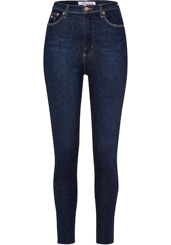 Tommy Jeans Skinny-fit-Jeans »Melany UHR Spr Skny Ankle FJDBS«, mit leicht... kaufen