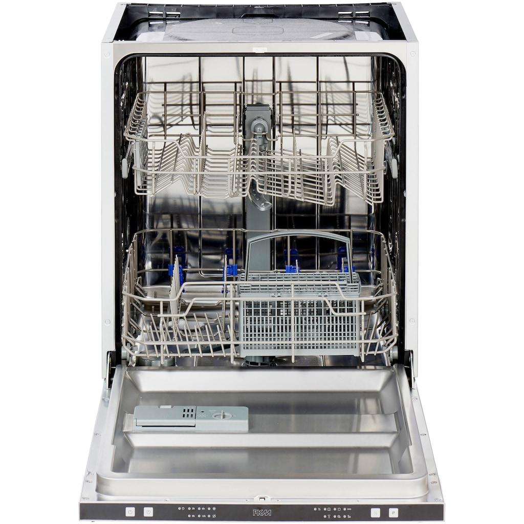 Flex-Well Küchenzeile »Abaco«, mit E-Geräten, Gesamtbreite 280x170 cm