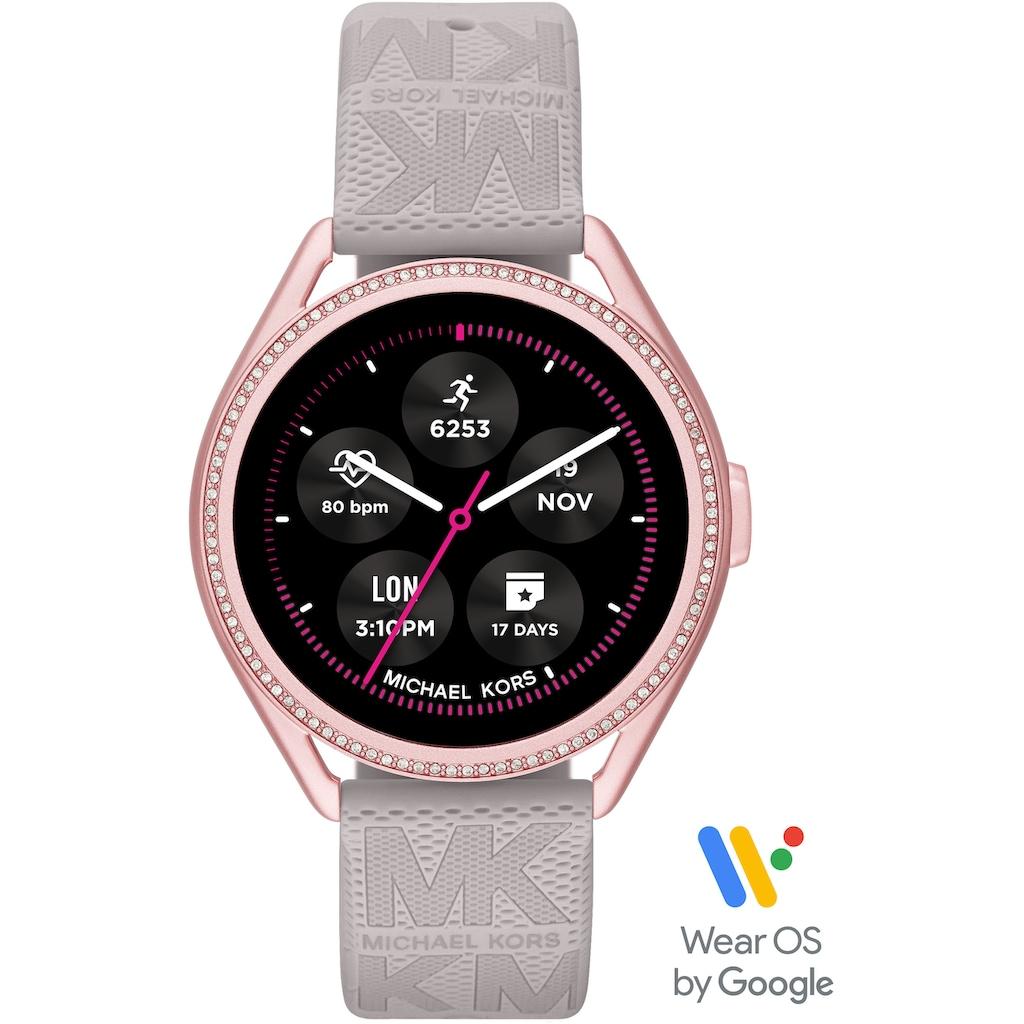 MICHAEL KORS ACCESS Smartwatch »GEN 5E MKGO, MKT5117«,