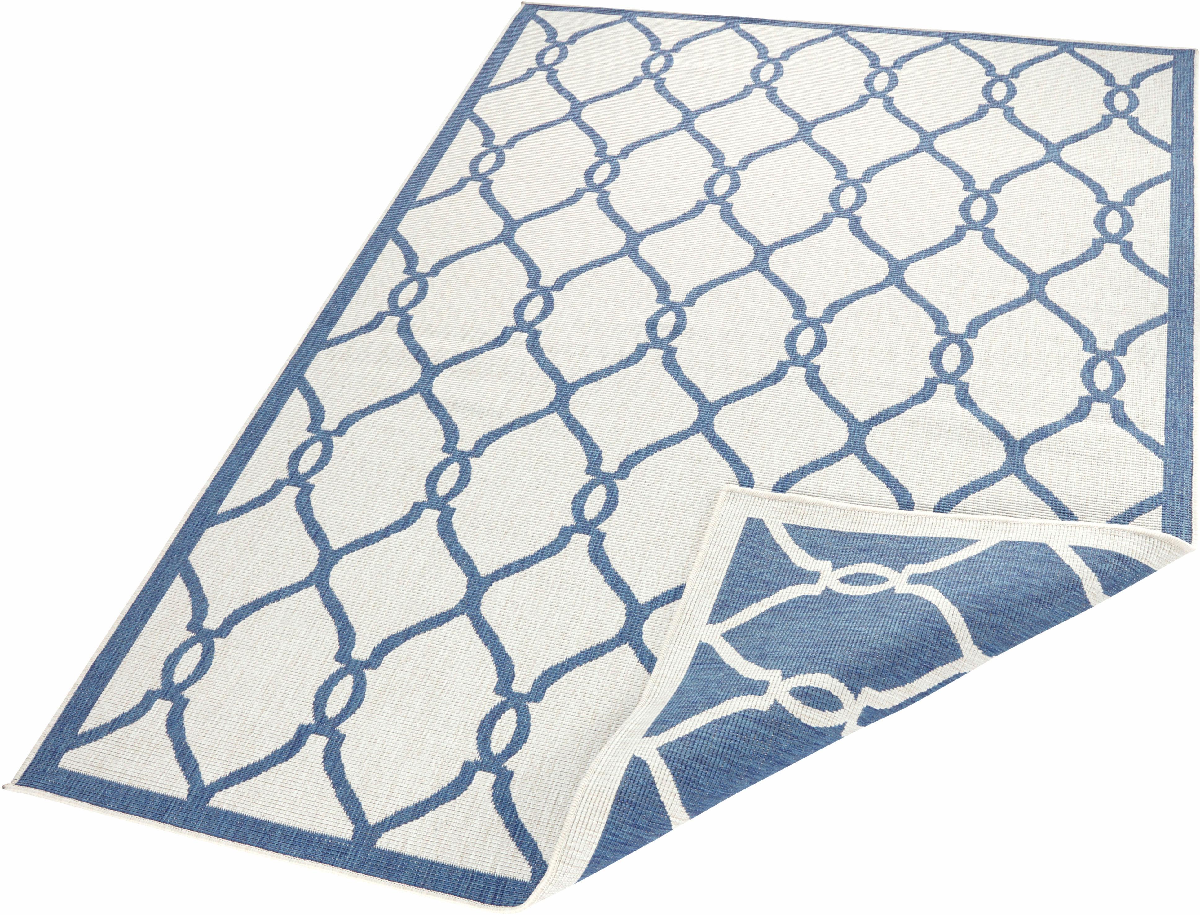 Teppich Rimini bougari rechteckig Höhe 5 mm maschinell gewebt