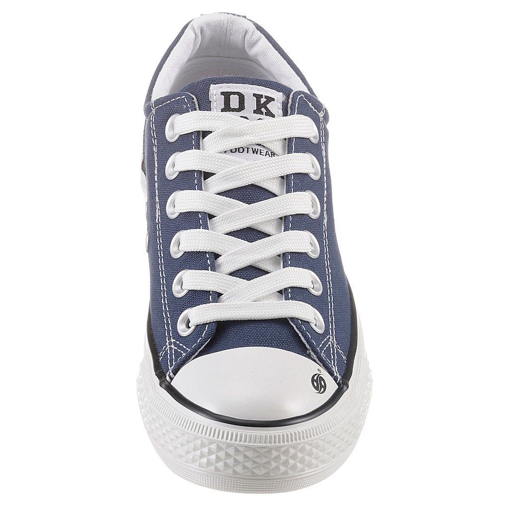 Dockers by Gerli Slip-On Sneaker, mit praktischem Gummizug