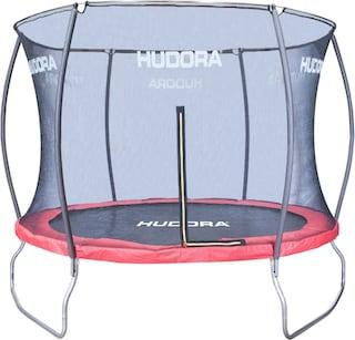 hudora gartentrampolin fantastic trampolin 300v 300cm set mit sicherheitsnetz auf. Black Bedroom Furniture Sets. Home Design Ideas