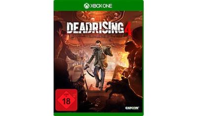 Dead Rising 4 Xbox One kaufen