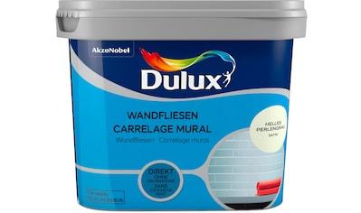 Dulux Fliesenlack »Fresh Up«, perlgrau 0,75 l kaufen