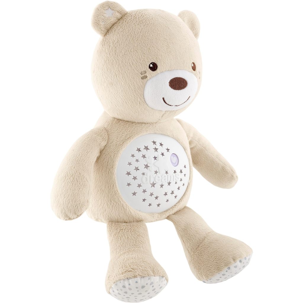 Chicco Kuscheltier »Baby Bear, Unisex«, mit Licht und Sound