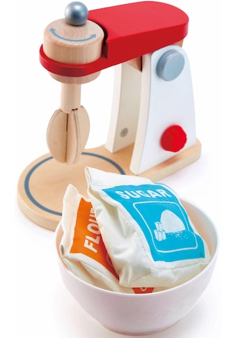 Hape Kinder-Rührgerät »Mixer & Rührer«, (Set, 4 tlg.), mit beweglichen Rührarm kaufen