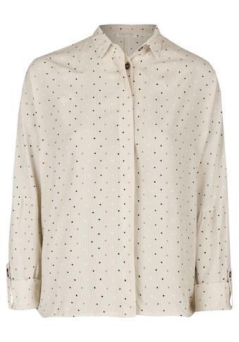 Heimatliebe Bluse mit Sternchen-Druck kaufen
