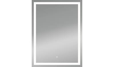 KRISTALLFORM Spiegel »FrameLIght I«, 60 x 80 cm, LED Beleuchtung kaufen