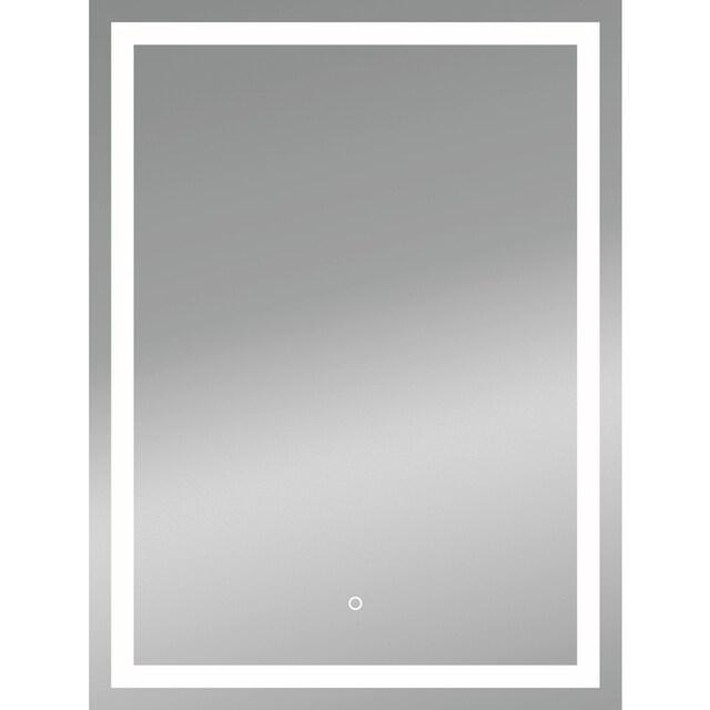 KRISTALLFORM Spiegel »FrameLIght I«, 60 x 80 cm, LED Beleuchtung