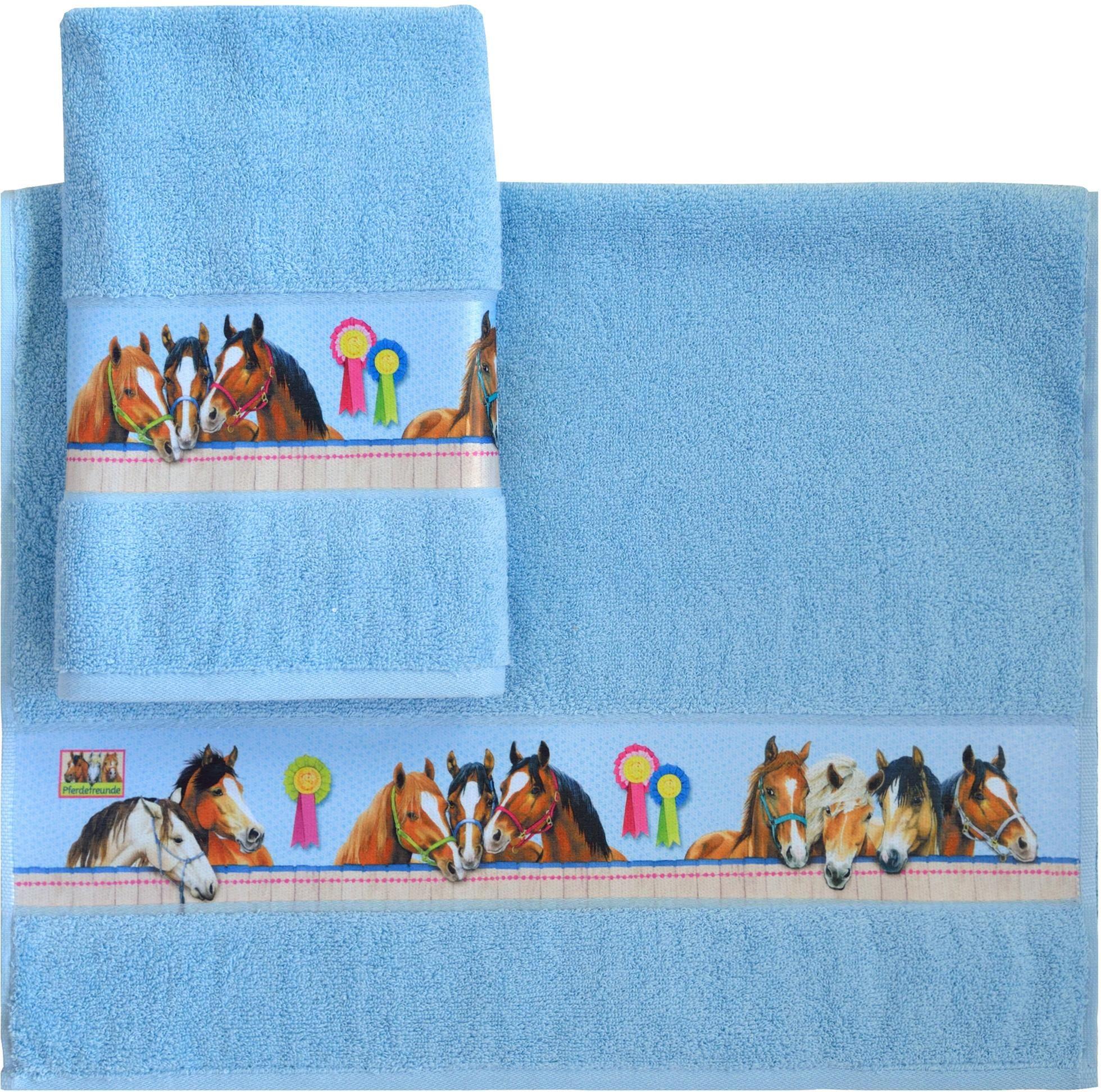 Handtücher ´´Horse´´ Pferdefreunde