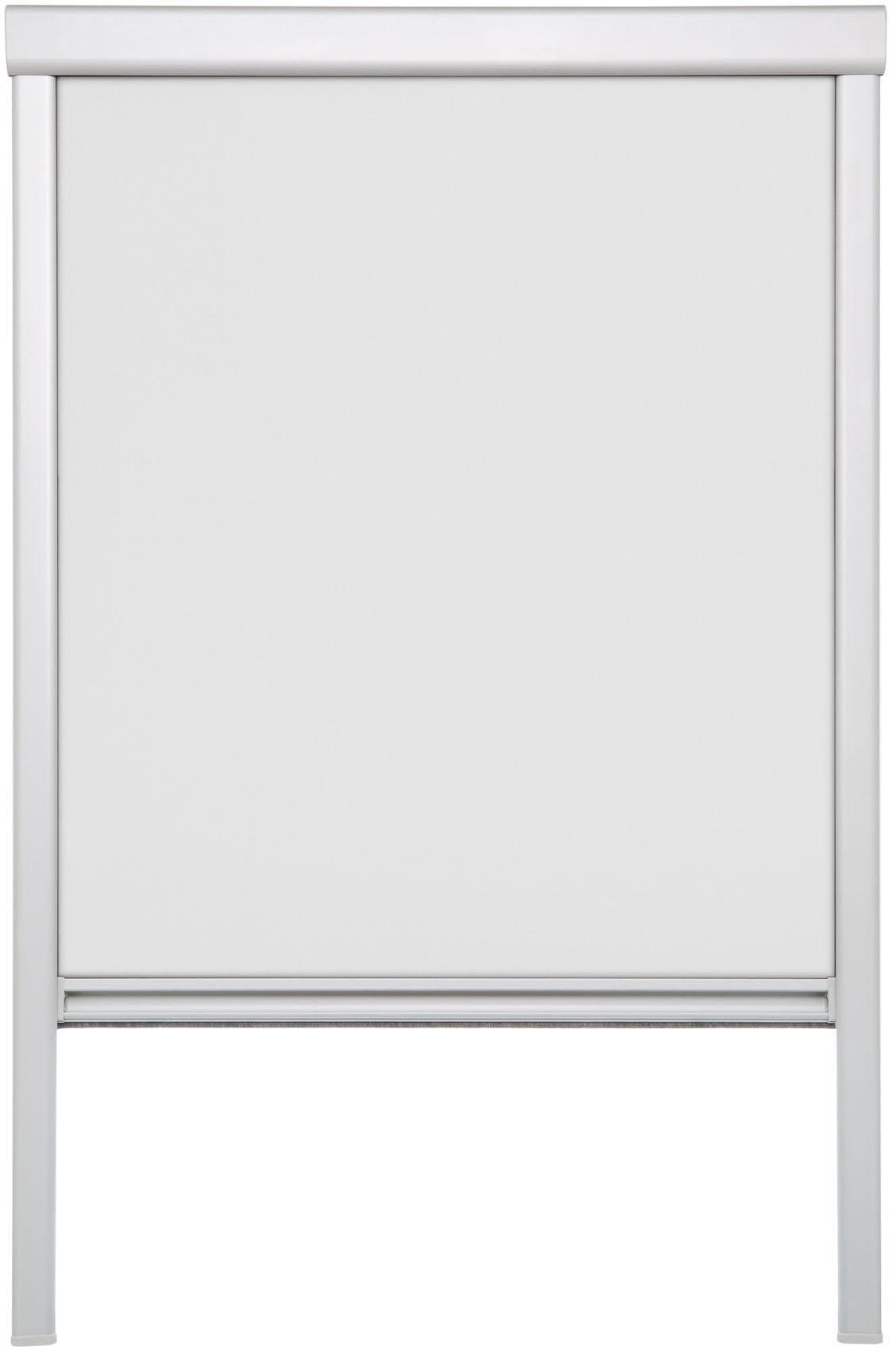 Dachfensterrollo Skylight LICHTBLICK verdunkelnd in Führungsschienen Wohnen/Wohntextilien/Rollos & Jalousien/Rollos/Dachfensterrollos