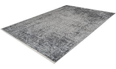 calo-deluxe Teppich »Rossa 809«, rechteckig, 5 mm Höhe, Vintage Optik, Wohnzimmer kaufen