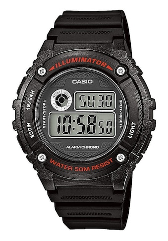 Casio Collection Chronograph »W - 216H - 1AVEF« kaufen