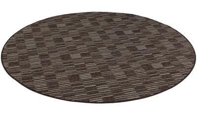 Teppich, »Torro«, Living Line, rund, Höhe 8 mm, maschinell getuftet kaufen