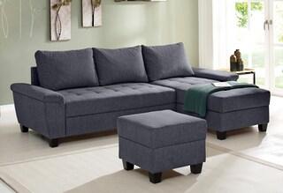 home affaire ecksofa ethan auf rechnung kaufen baur. Black Bedroom Furniture Sets. Home Design Ideas
