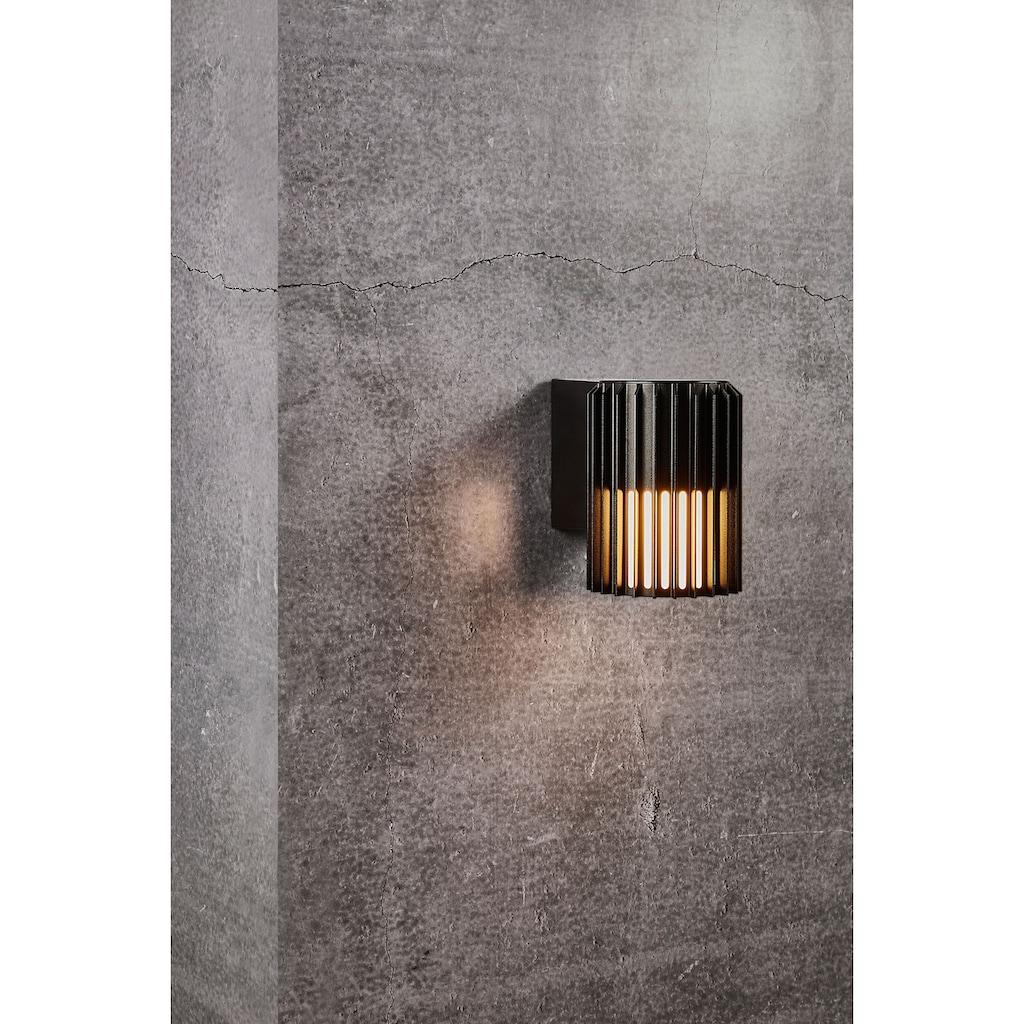 Nordlux Wandleuchte »MATR«, E27, langlebiges eloxiertes Aluminium