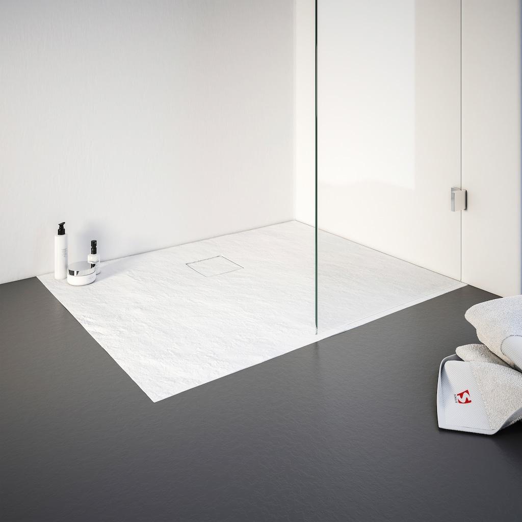 Schulte Duschwanne, rechteckig, BxT: 900 x 1400 mm