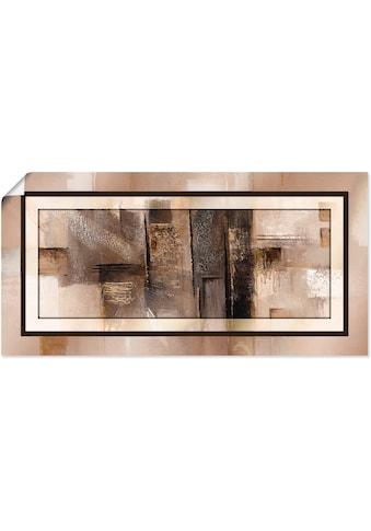 Artland Wandbild »Quadrate  -  abstrakt 1« kaufen
