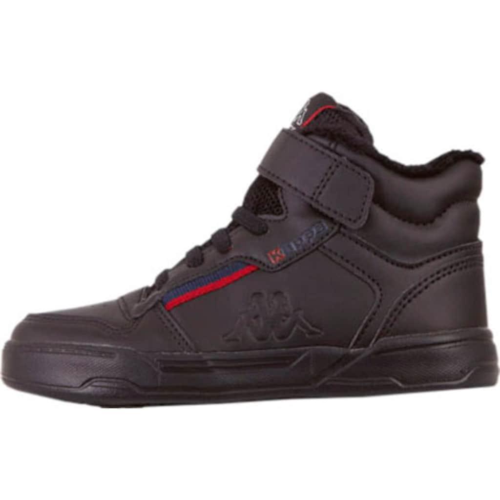 Kappa Sneaker »MANGAN II ICE K«, mit kuschelig-wärmendem Innenfutter