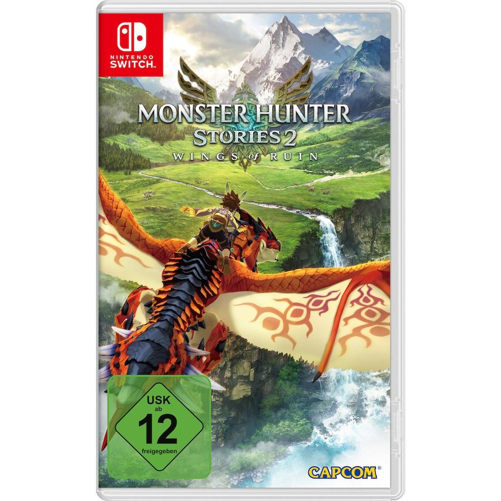 Nintendo Switch Spiel »Monster Hunter Stories 2: Wings of Ruin«, Nintendo Switch