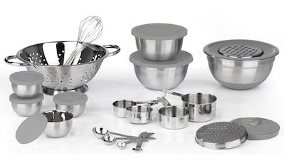 MAXXMEE Schüssel, mit reichhaltigem Zubehör als Grundausstattung für die Küche kaufen