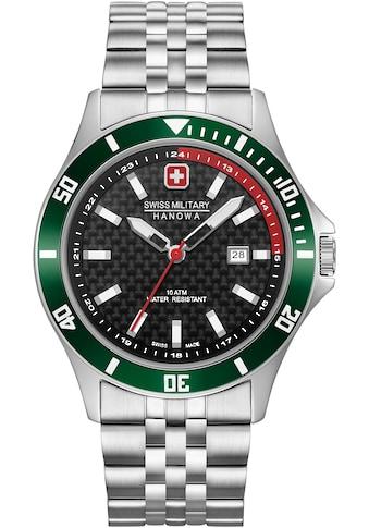 Swiss Military Hanowa Schweizer Uhr »FLAGSHIP RACER, 06-5161.2.04.007.06« kaufen